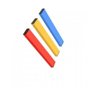 Best Seller Wholesale Custom Logo 0.5ml Ceramic Coil Oval Shape Empty Cbd Disposable Vape Pen