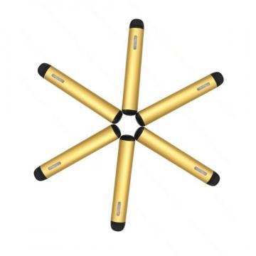 Ceramic Heating Aluminium Cbd Disposable Vape Pen