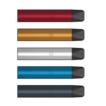 Hot Selling in Canada Empty Cbd Disposable Vape Pen with 320mAh Cbd Battery
